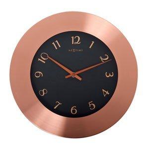 Zegar ścienny Winchester miedź
