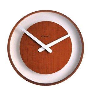 Zegar ścienny Wood Loop