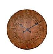 Zegar ścienny Wood Round - zdjęcie 1
