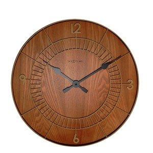Zegar ścienny Wood Round