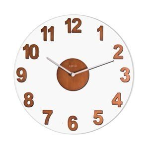 Zegar ścienny Woody
