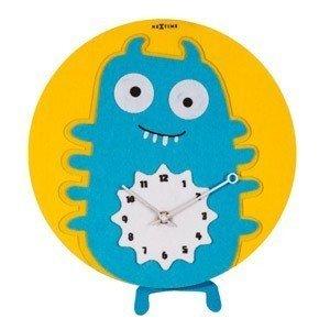 Zegar ścienny z wahadłem Bluepy