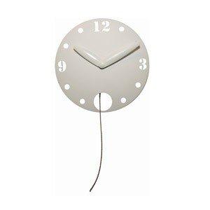 Zegar ścienny z wahadłem Waggle