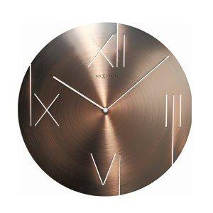 Zegar ścienny z podświetlaną tarczą Galileo