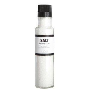 Sól morska z młynkiem Nicolas Vahe