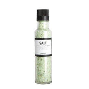 Sól z parmezanem i bazylią z młynkiem Nicolas Vahe