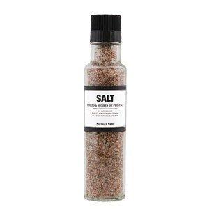 Sól z pomidorami i ziołami prowansalskimi z młynkiem Nicolas Vahe