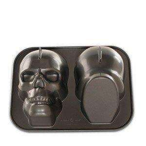 Forma 3D czaszka Nordic Ware