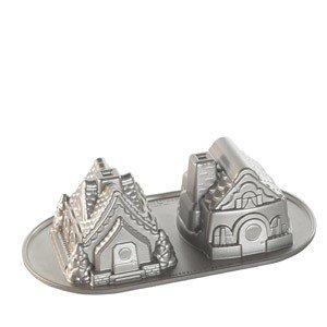 Forma do ciasta 2 domki z piernika