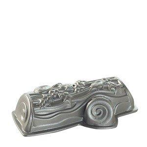 Forma do ciasta Yule Log