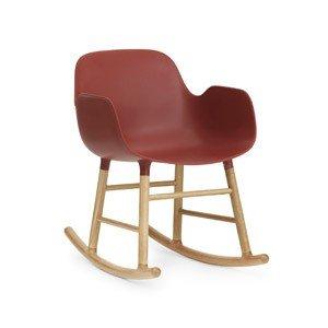 Fotel bujany Form