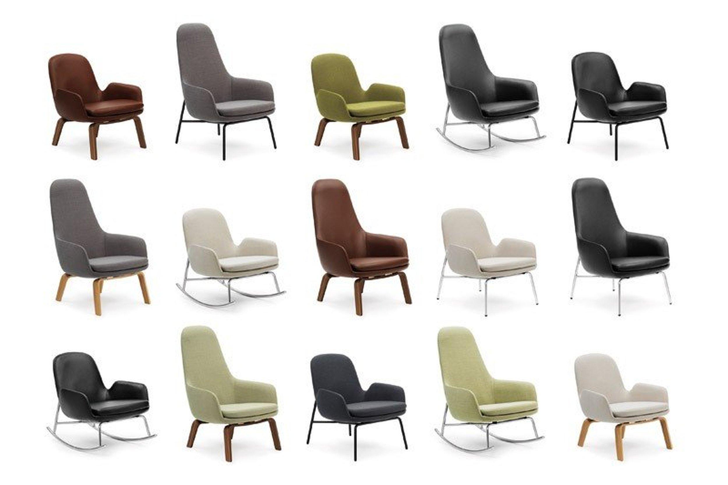 fotel wysoki era na drewnianych nogach normann copenhagen ff. Black Bedroom Furniture Sets. Home Design Ideas