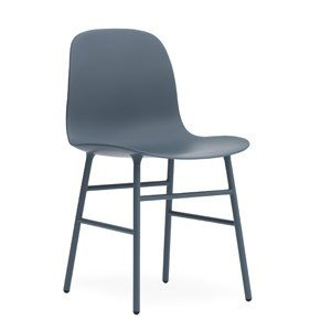 Krzesło Form stalowe nogi