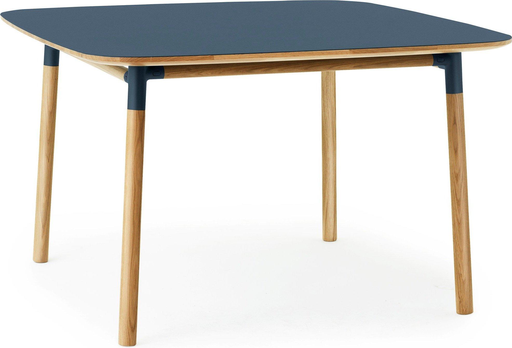 Stół Form 120x120 Cm Normann Copenhagen Simon Legald Ff