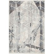 Dywan Laos Abstraction taupe 160 x 230 cm