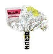 Mapa Crumpled City Berlin - małe zdjęcie