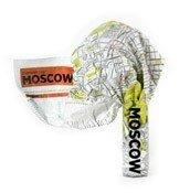Mapa Crumpled City Moskwa - małe zdjęcie