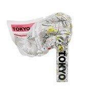 Mapa Crumpled City Tokio - małe zdjęcie