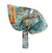 Mapa Crumpled City Junior