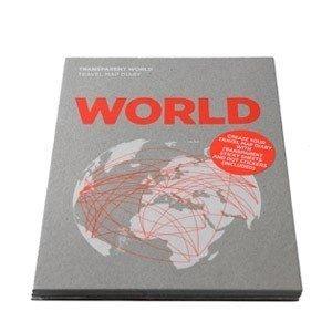 Mapa książkowa Transparent World