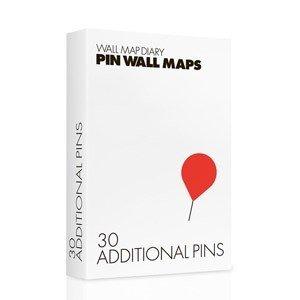 Pinezki do dekoracji Pin World i Pin City