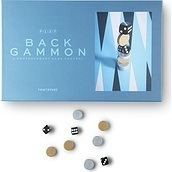Backgammon Printworks Play
