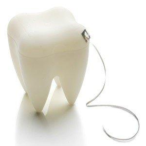 Stojak na nić dentystyczną Tooth