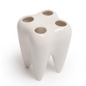 Stojak na szczoteczki do zębów Tooth