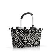 Koszyk Carrybag Hopi Black - małe zdjęcie