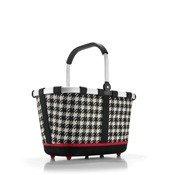 Koszyk Carrybag2 Fifties Black - małe zdjęcie