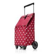 Wózek na zakupy Trolley Ruby Dots - małe zdjęcie