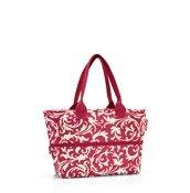 Torba Shopper e1 Baroque Ruby - małe zdjęcie