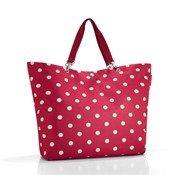 Torba Shopper XL Rubby Dots - małe zdjęcie