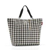 Torba Shopper XL Fifties Black - małe zdjęcie