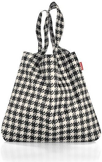 Torba na zakupy mini maxi shopper fifties black