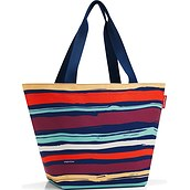 Torba Shopper M Artist Stripes