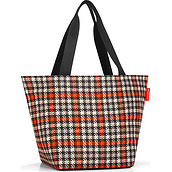 Torba Shopper M Glencheck Red