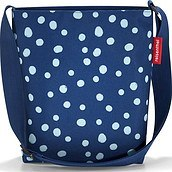 Torba Shoulderbag S Spots Navy