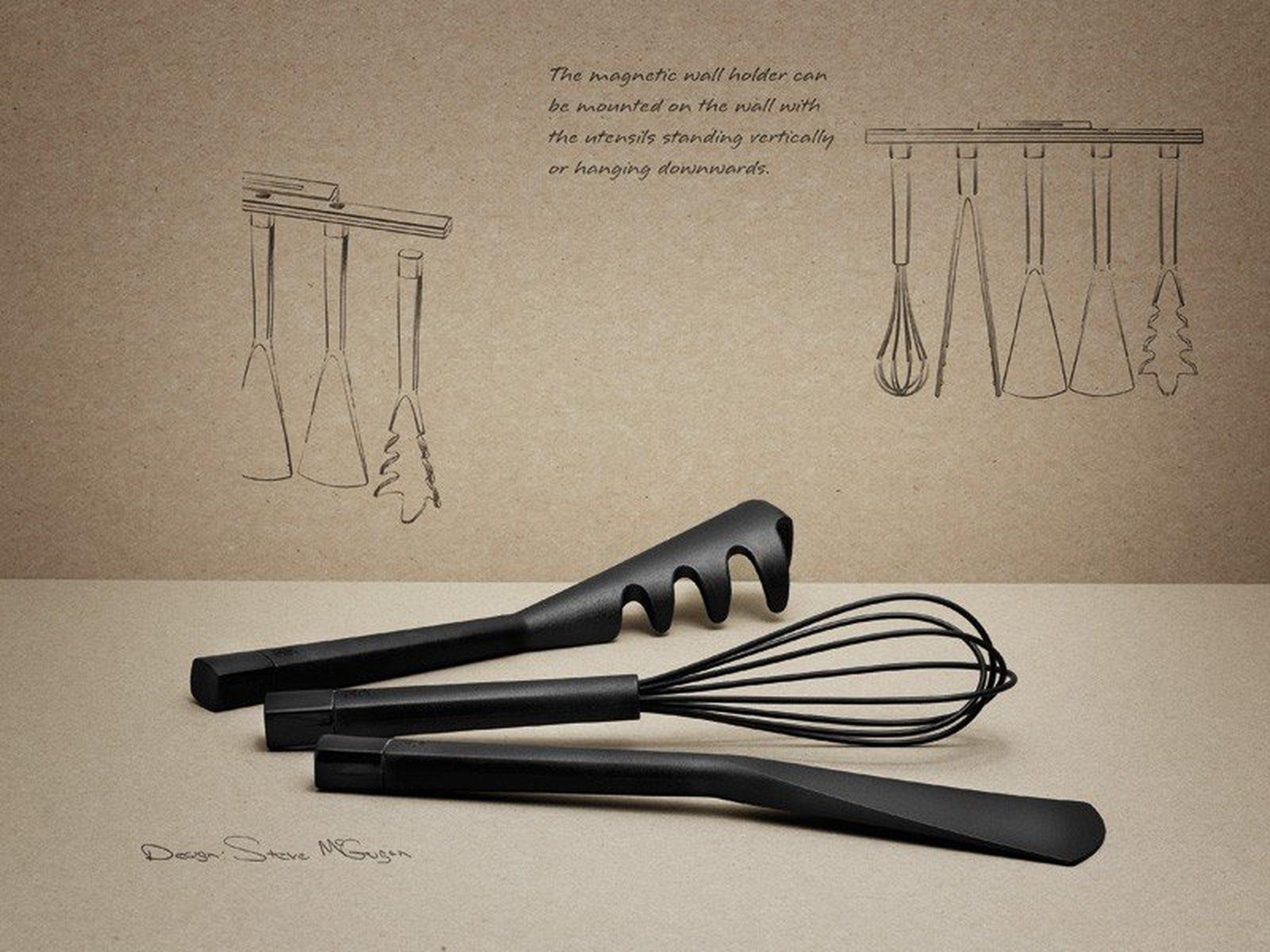 reling na akcesoria kuchenne rig tig z00060 steve mcgugan ff. Black Bedroom Furniture Sets. Home Design Ideas