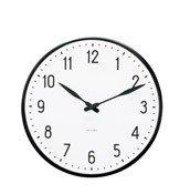 Zegar ścienny Station 29 cm - małe zdjęcie