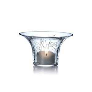 Świecznik Filigran wzór kwiatowy