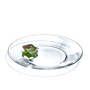 Talerz Grand Cru szklany 25 cm 2 szt.
