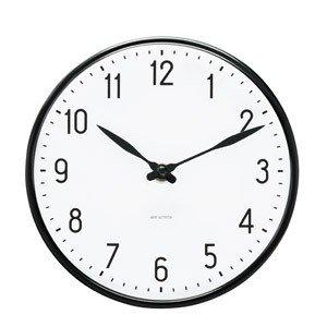 Zegar ścienny Station Arne Jacobsen