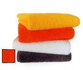 Ręcznik oranż 50x30 cm S.Oliver gładki - małe zdjęcie