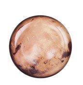 Talerz Cosmic 26 cm Venus - małe zdjęcie