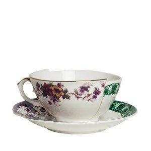Filiżanka do herbaty ze spodkiem Isidora