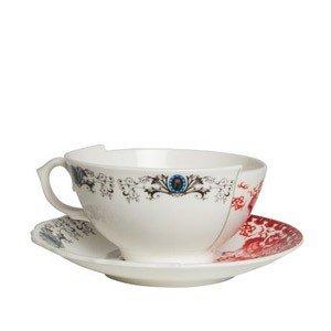 Filiżanka do herbaty ze spodkiem Zora