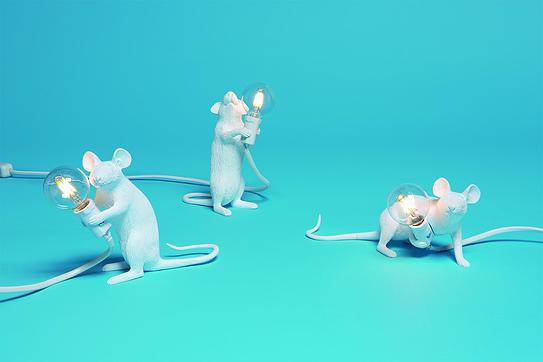 Lampa Mouse