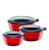Misy Fresh Bowls 3 szt. Energy Red