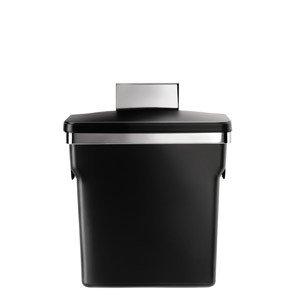 Kosz na śmieci szafkowy 10 l